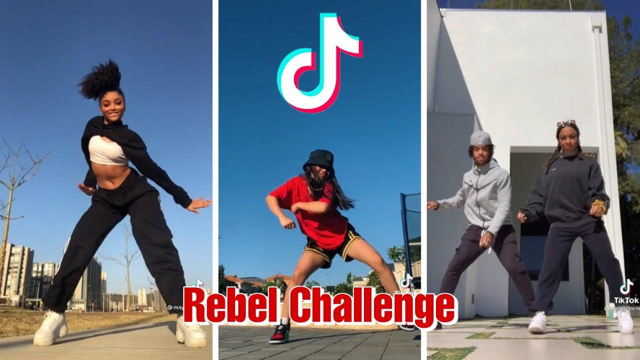 Rebel Challenge - Rebel Zum Tik Tok Dance Compilation