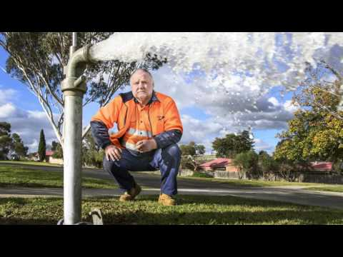 Water mains cleaning in Sunbury, Diggers Rest, Bulla & Wildwood - 2017