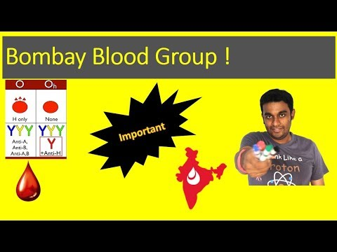 Bombay Blood Group (Simplified Version)