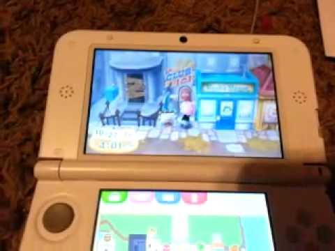 Animal Crossing: new leaf, getting shops