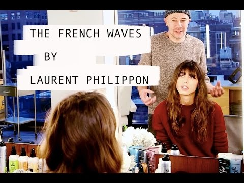 THE FRENCH WAVES HAIR by LAURENT PHILIPPON