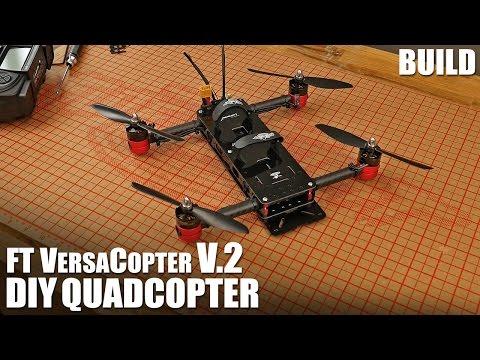 FT VersaCopter v2.0 - BUILD | Flite Test