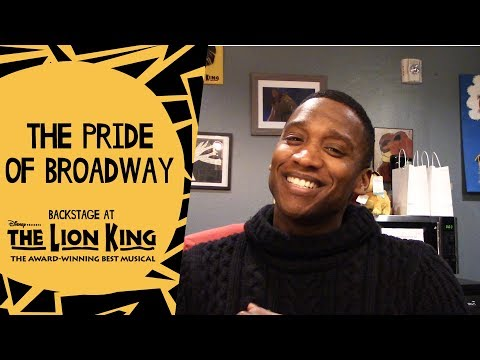 Episode 1: The Pride of Broadway: Backstage at THE LION KING with Jelani Remy