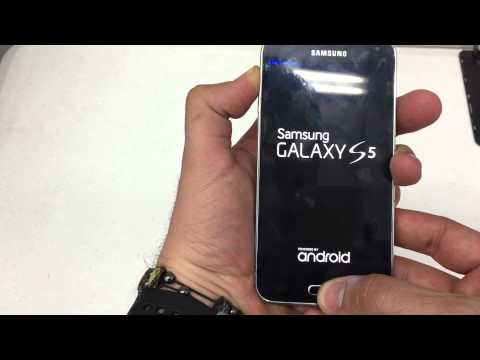 How to Hard Reset The Samsung Galaxy S5 Remove Password T-mobile, Verizon, Metro PCS Android 4.4