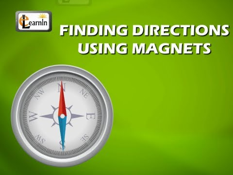 Directions using Magnets - Science