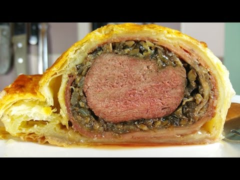 Venison Wellington. The #SRP