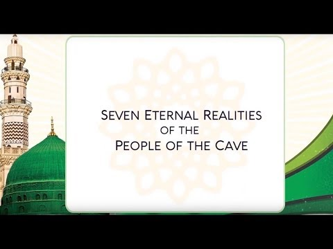 🤫 7 Sleepers of the Cave, 7 Servants that carry 7 Attribute of The Divine Face.E44