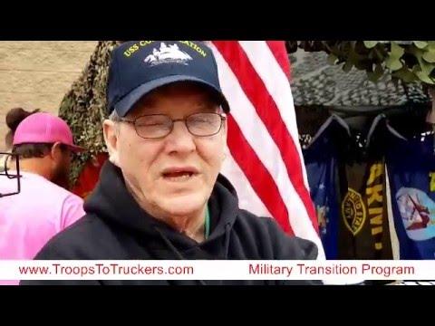 Virginia Unemployment Office Resource | Troops to Truckers Program