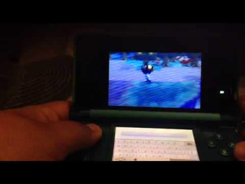 My 11th attempt of catching a tarantula in animal crossing