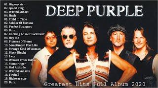 Deep Purple : Deep Purple Greatest Hits Full Album Live   Best Songs Of Deep Purple