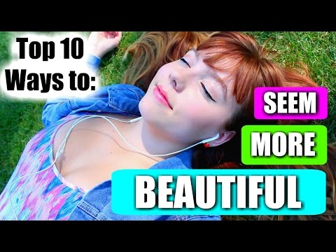 10 Ways to Feel (and Seem!) More BEAUTIFUL: Self Esteem and Confidence Tips and Giveaway