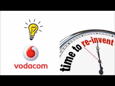 Vodacom Business Model Reinvention