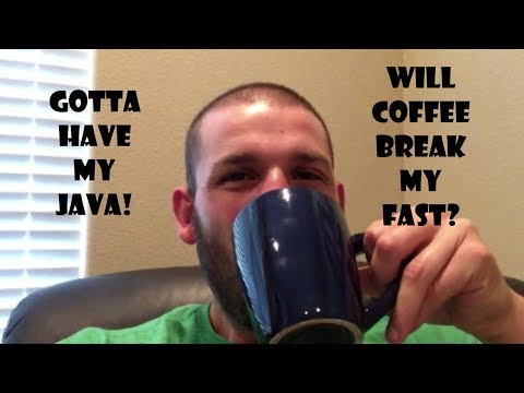 Will Coffee Break My Fast? - Black Coffee During Fasting