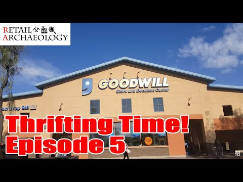 Christmas Thrifting At Goodwill: Retro Video Games, Toys, and More! | Retail Archaeology