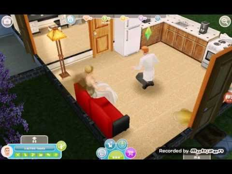 How to propose on Sims Freeplay  for free!!!
