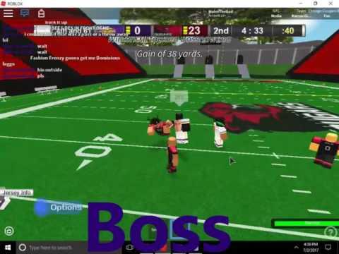 Vikings vs Cougars [NFL]