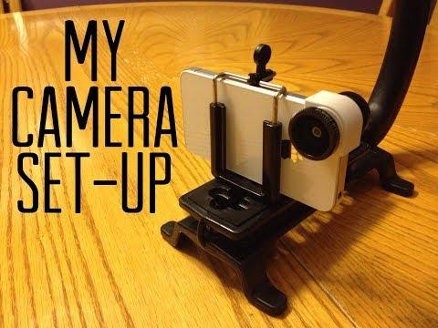 My Camera Set-Up!