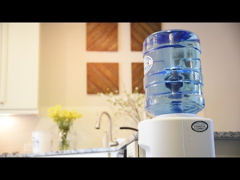 How to Clean Your Water Cooler