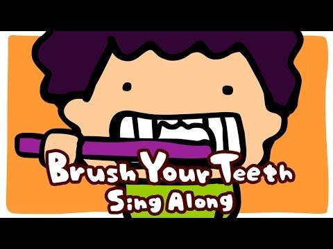 Brush Your Teeth Song | TOKIOHEIDI