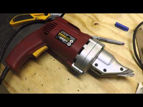 Another Cutting Tip - Electric Shear