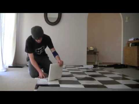 DIY  Turn your laptop into a tablet