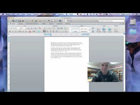 New Adventures in PD: Tip #3 Using Readability Feature in Word for Mac