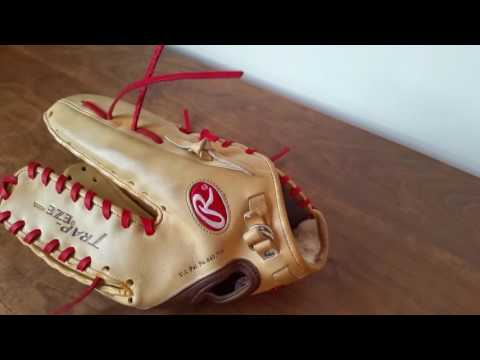 Rawlings Pro Preferred Trapeze Relacing