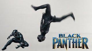 Black Panther Parkour In Real Life (Stunts, Tricking, Freerunning)