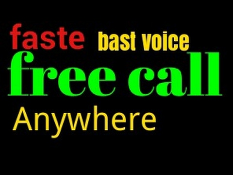 how to make unlimited free call any country
