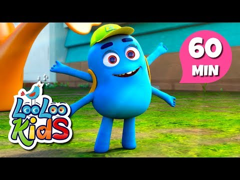 Incy Wincy Spider   Amazing Songs For Children   LooLoo Kids