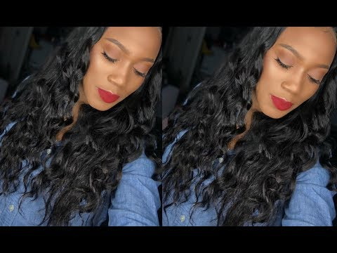 AFFORDABLE LACE WIG   CHOC HAIR