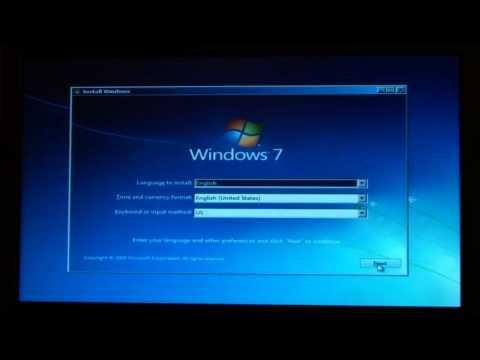 UEFI install guide using USB drive for Lenovo X120e.