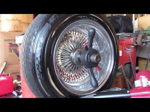 HOW TO RESTORE A WHITEWALL TIRE