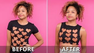 62e443f413 Get Good Vibes With Our Super Cool DIY Clothing Hacks & DIY Crafts ...