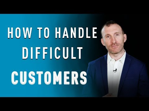How To Handle Difficult Customers by Owen Fitzpatrick