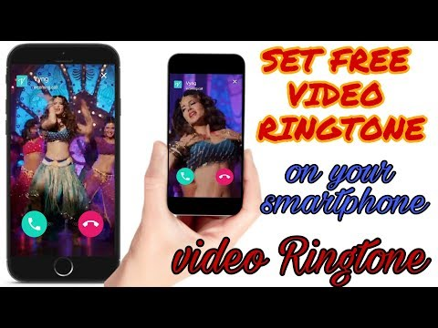 How to set video Ringtone in your phone..in ||HINDI|| by techandprank