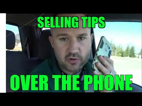 What I've learned about qualifying  customers over the phone