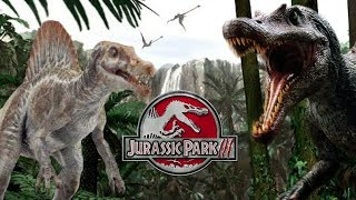 Download Was There More Than One Spinosaurus On Isla Sorna? - Jurassic World Chaos Theory Video