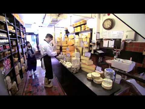 Neal's Yard Dairy, Stilton & Wensleydale, Raw milk cheese England: Cheese Slices Season 4 preview
