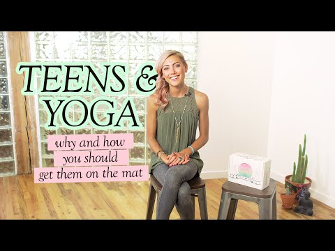 The Importance of Introducing Teens to Yoga