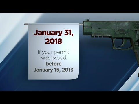 State police not pressing criminal charges for late pistol permit recertifications