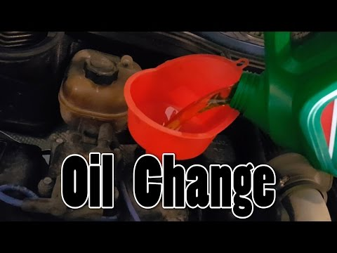 How To Do An Oil Change On A Mini Cooper S