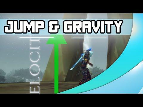 Jump And Gravity - Game Mechanics - Unity 3D