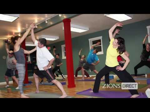 Yoga in the Hood – Speaking on Business