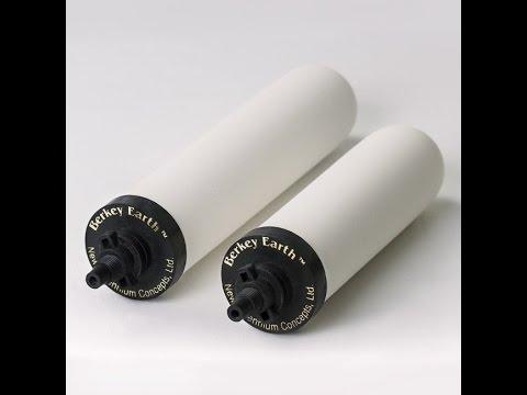 Berkey Earth Ceramic Filters Vs Black Berkey Elements - Berkey Canada