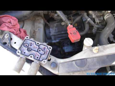 2001-2005 Honda Civic P0740 Part 1