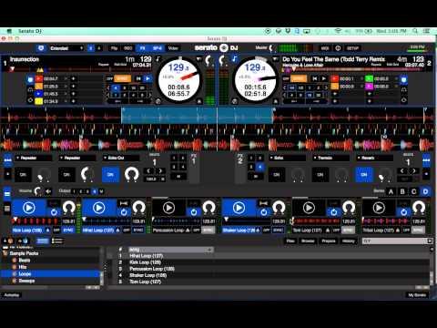 Serato DJ Tutorial - Sampler FX