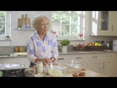 Mary Berry's Crab & Cod Fish Cakes