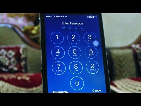 NEW Bypass iOS 7 - 7.1.2 Passcode on iPhone, iPad, iPod!
