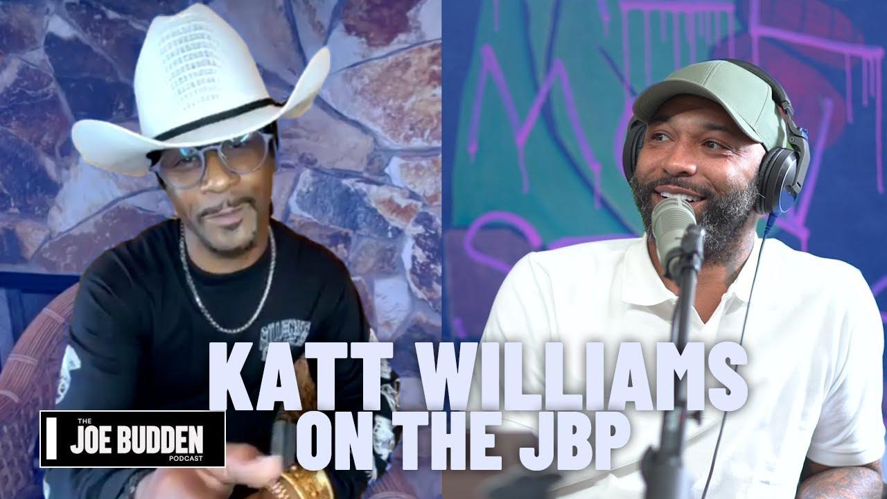 Katt Williams Joins The JBP   The Joe Budden Podcast